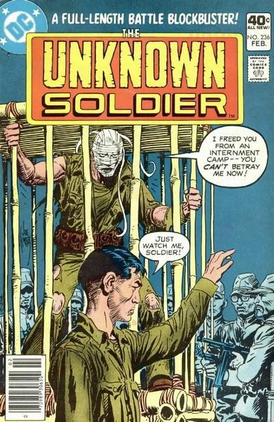 Unknown Soldier #236