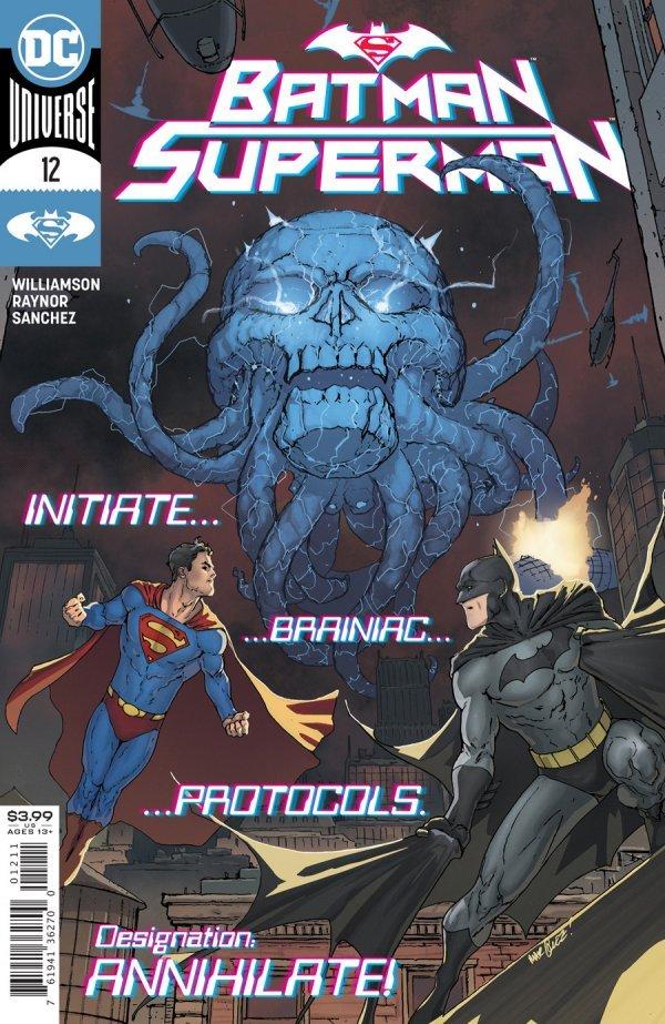 Batman / Superman #12