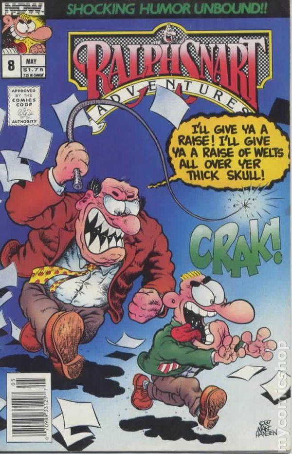 Ralph Snart Adventures #8