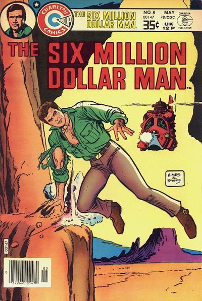 The Six Million Dollar Man #8
