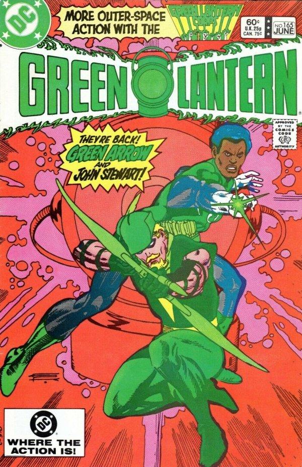 Green Lantern #165