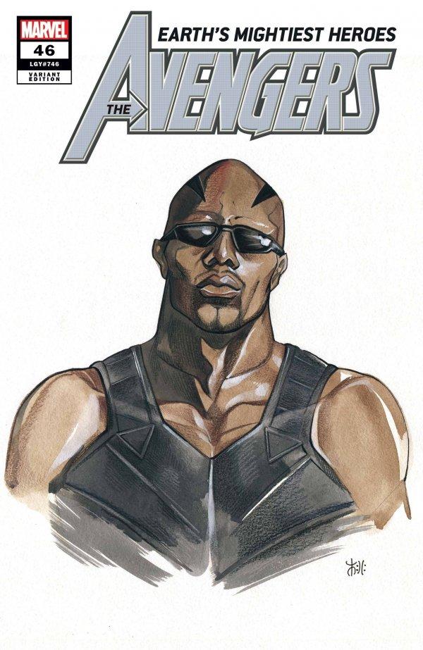 The Avengers #46