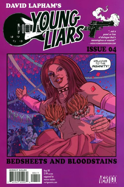 Young Liars #4