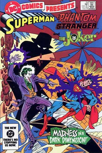 DC Comics Presents #72