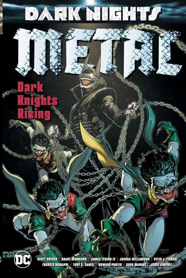 Dark Nights: Metal - Dark Knights Rising TP