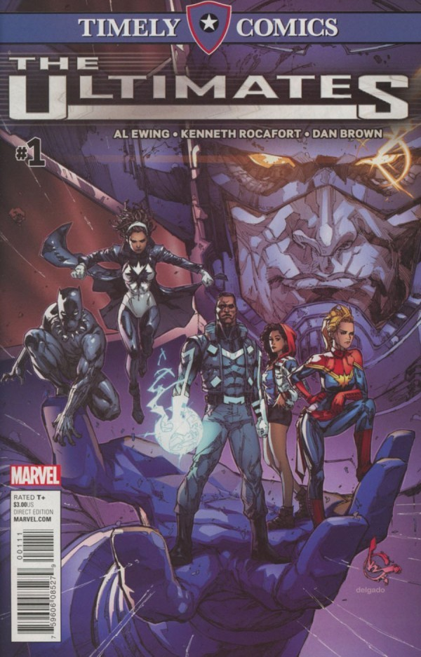 Timely Comics Ultimates #1