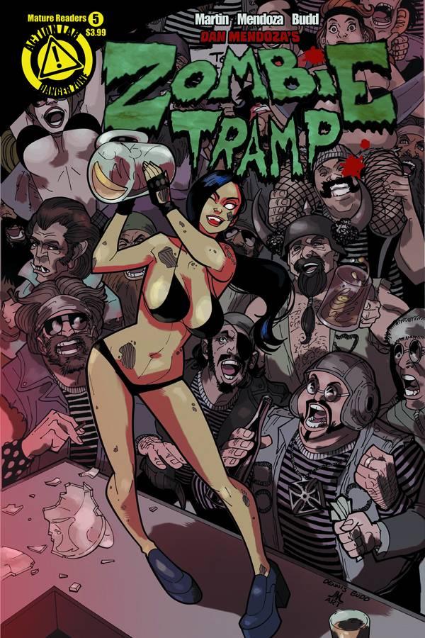Zombie Tramp #5
