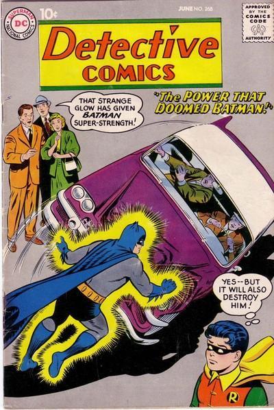 Detective Comics #268