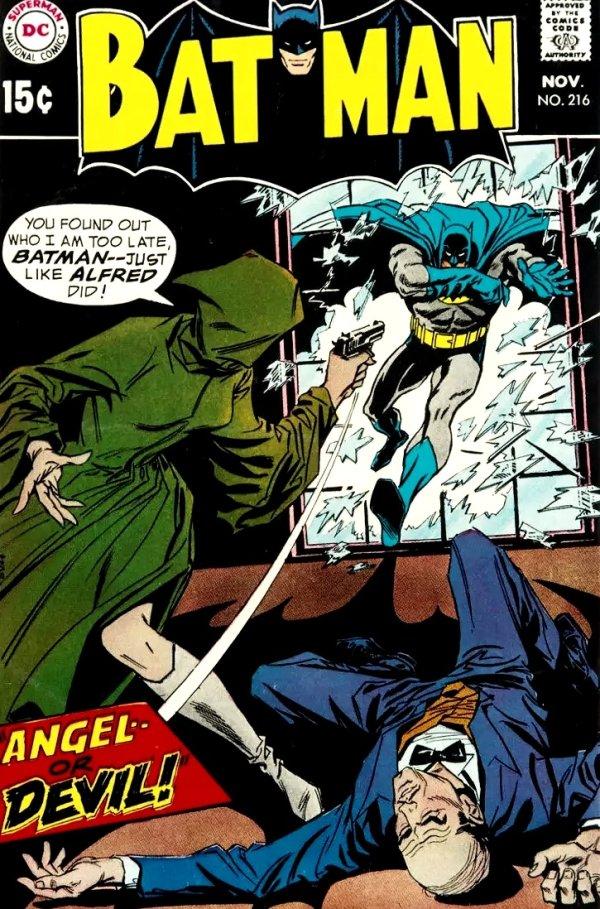 Batman #216