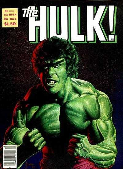 The Rampaging Hulk #24