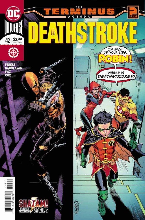 Deathstroke #42