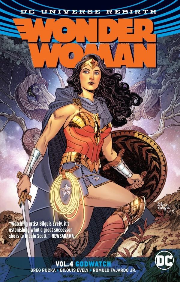 Wonder Woman Vol. 4: Godwatch TP