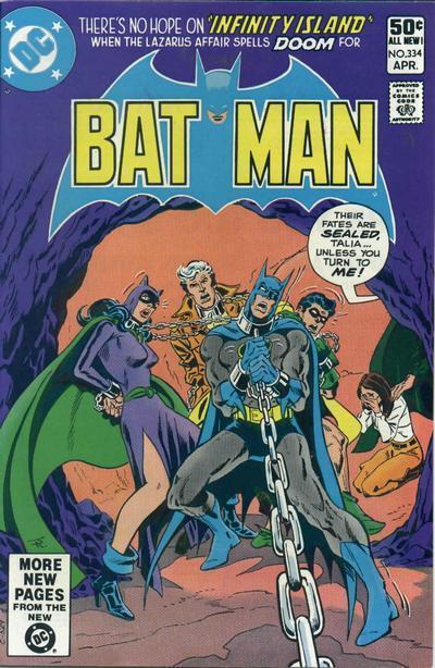 Batman #334
