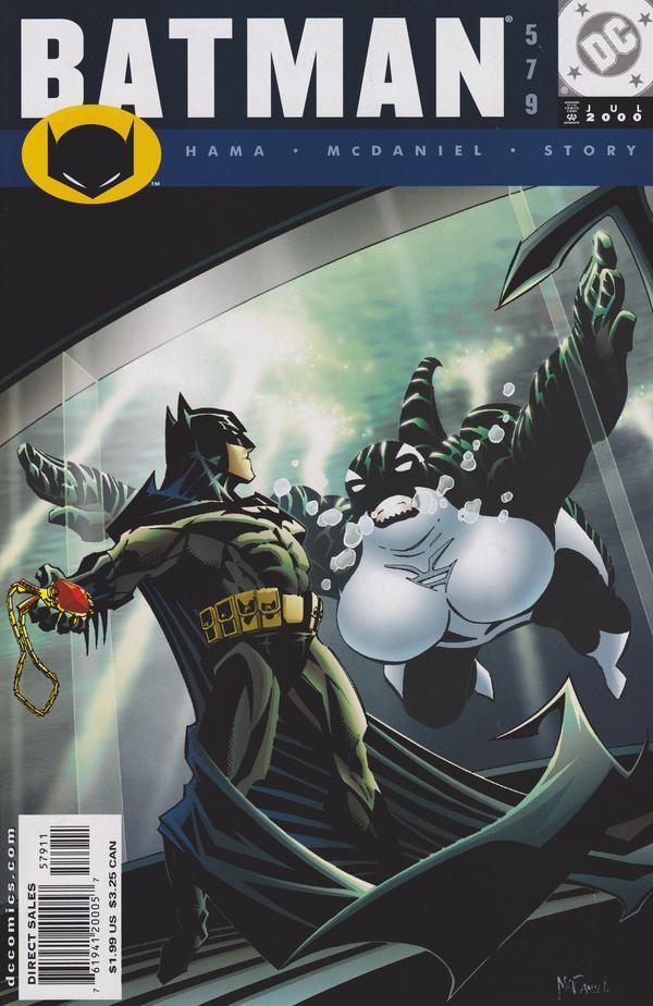 Batman #579
