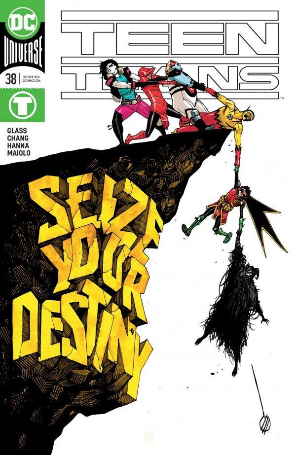 Teen Titans #38