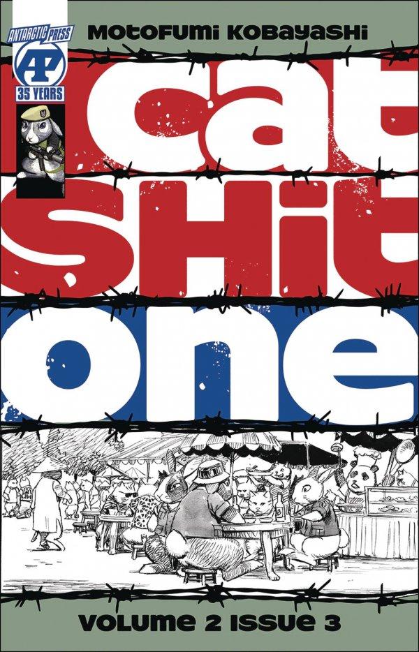 Cat Shit One Vol. 2 #3
