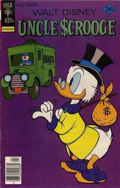 Uncle Scrooge #151
