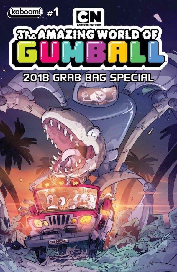 Amazing World Of Gumball Grab Bag 2018 #1