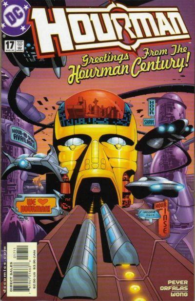 Hourman #17