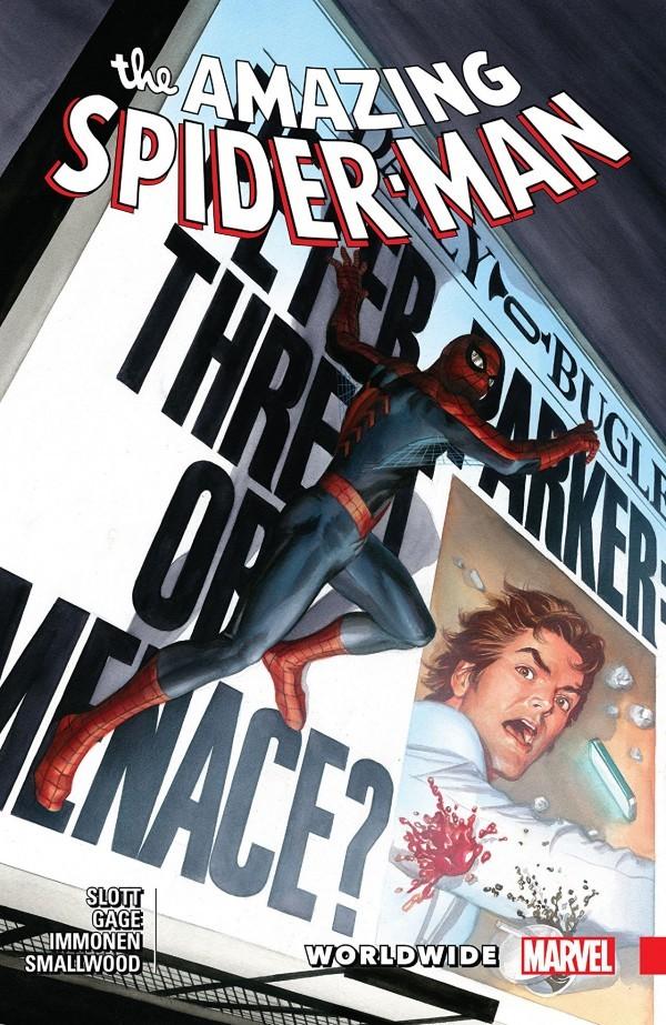 The Amazing Spider-Man: Worldwide Vol. 7 TP