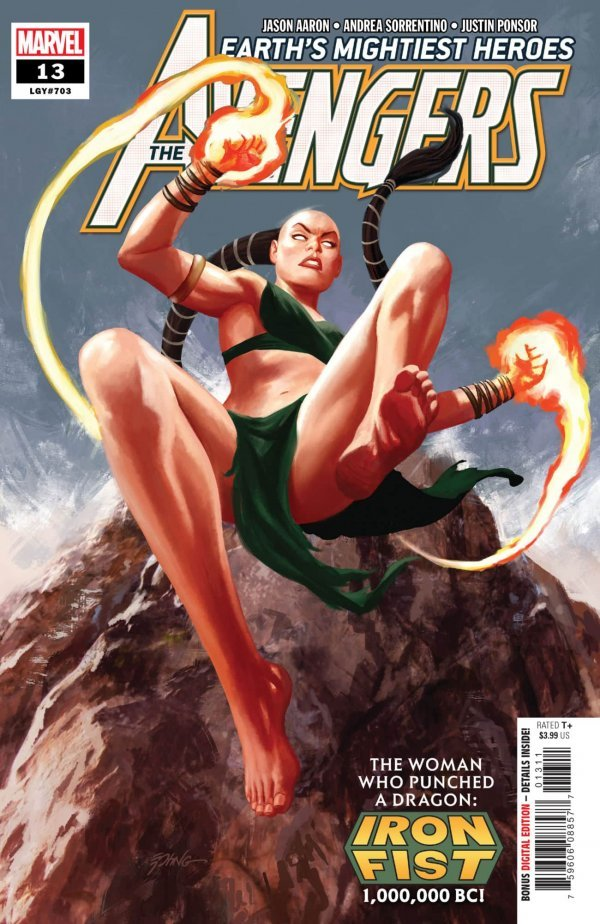 The Avengers #13