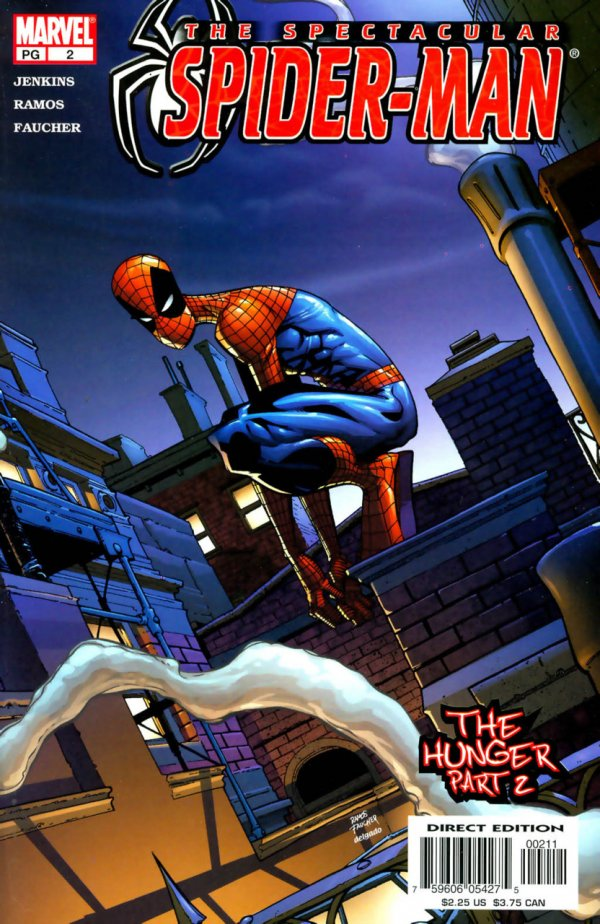 The Spectacular Spider-Man #2