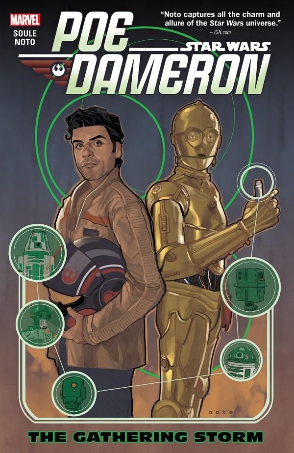 Star Wars: Poe Dameron Vol. 2: The Gathering Storm TP