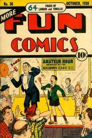 More Fun Comics #36