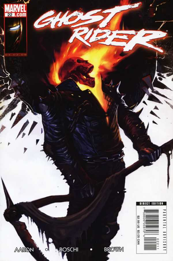 Ghost Rider #22
