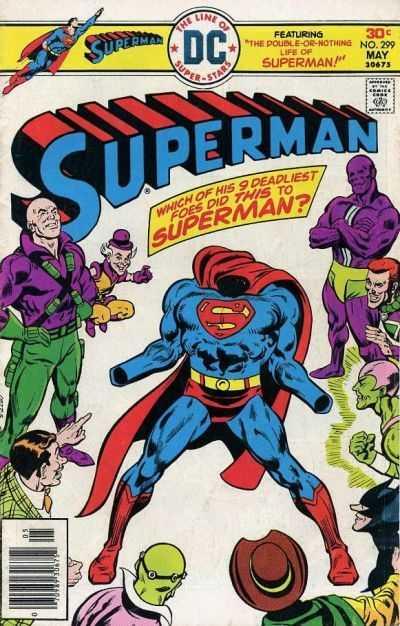 Superman #299