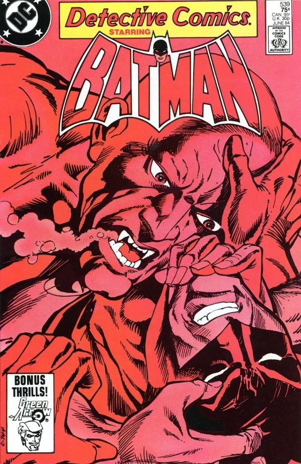 Detective Comics #539