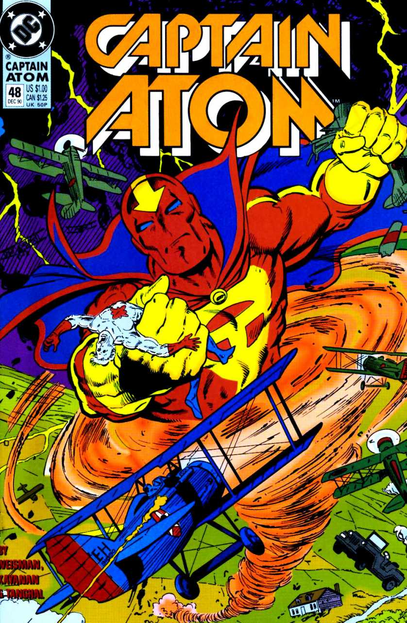 Captain Atom #48