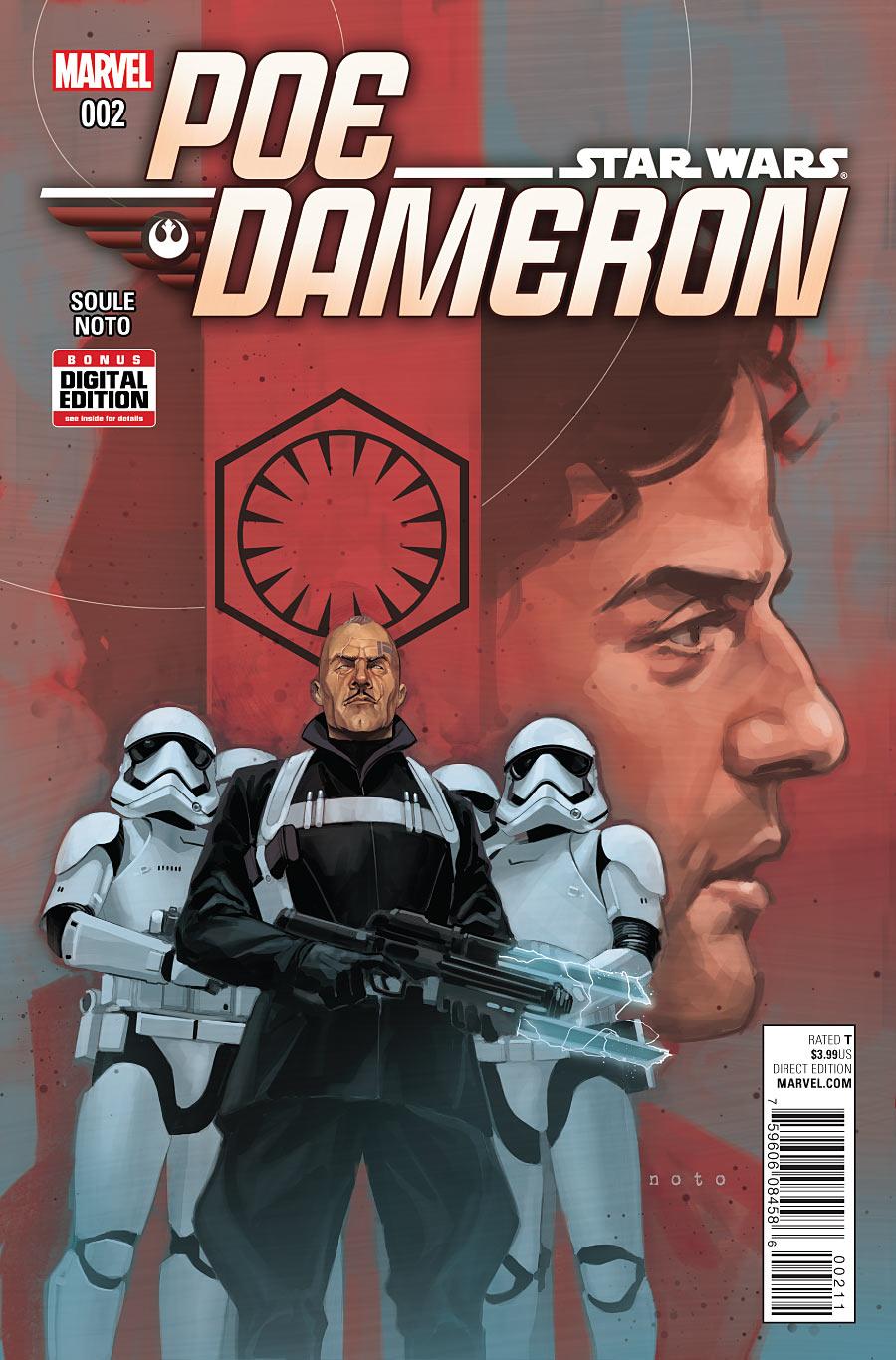 Star Wars: Poe Dameron #2