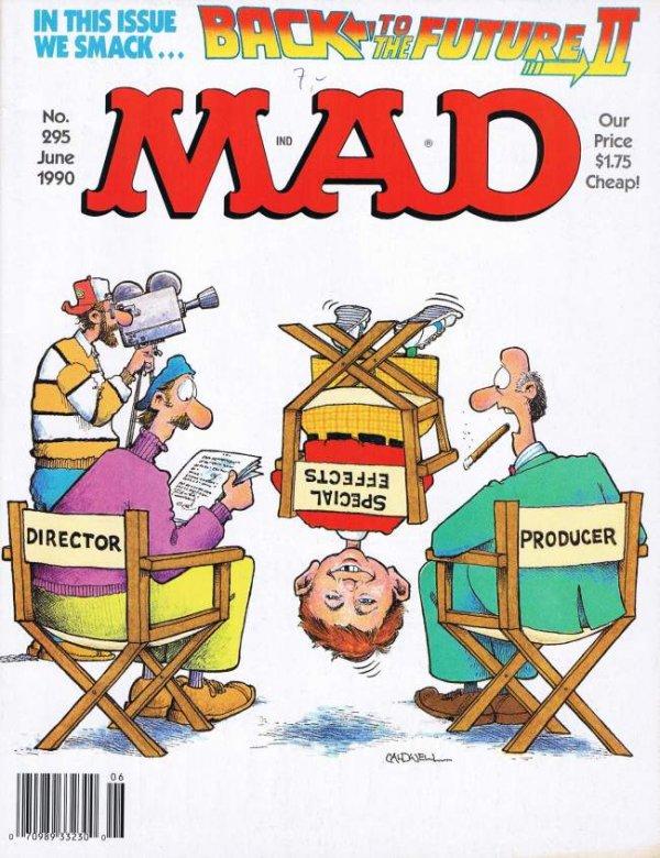 Mad Magazine #295