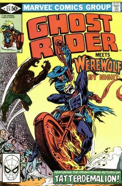 Ghost Rider #55