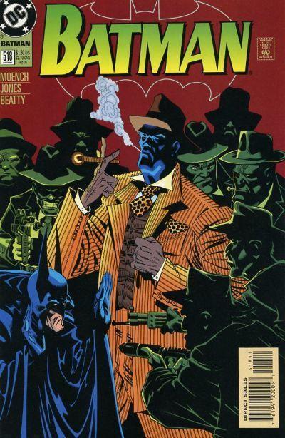 Batman #518