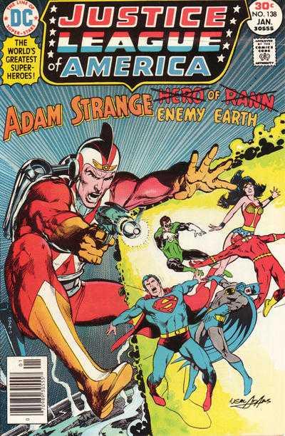 Justice League of America #138