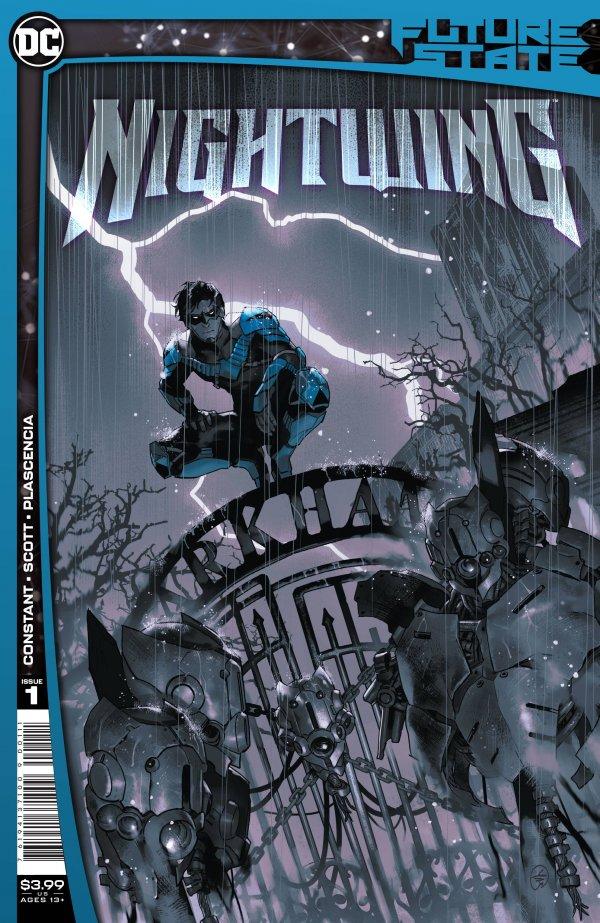 Future State: Nightwing #1