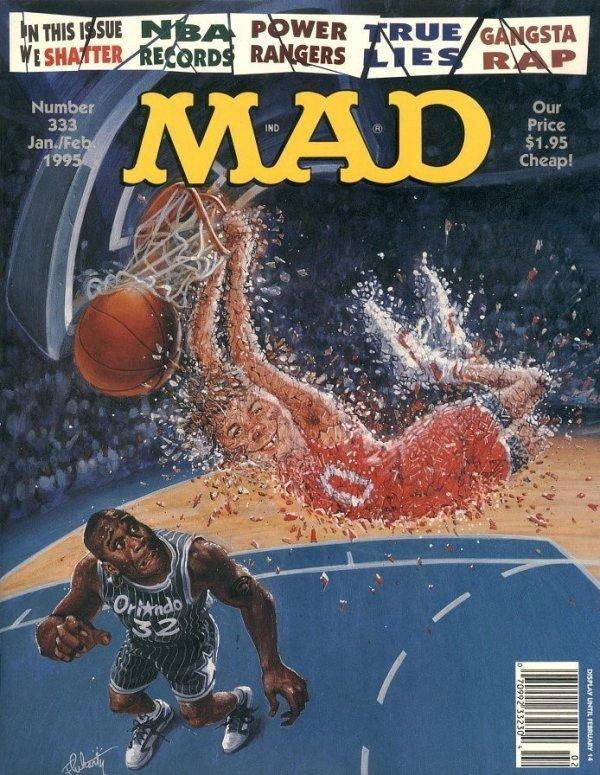 Mad Magazine #333