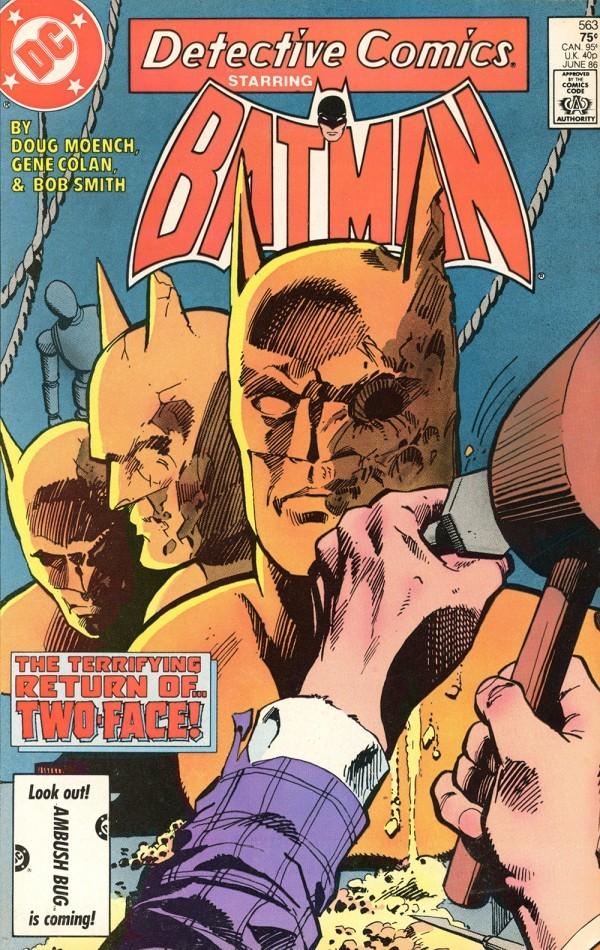 Detective Comics #563