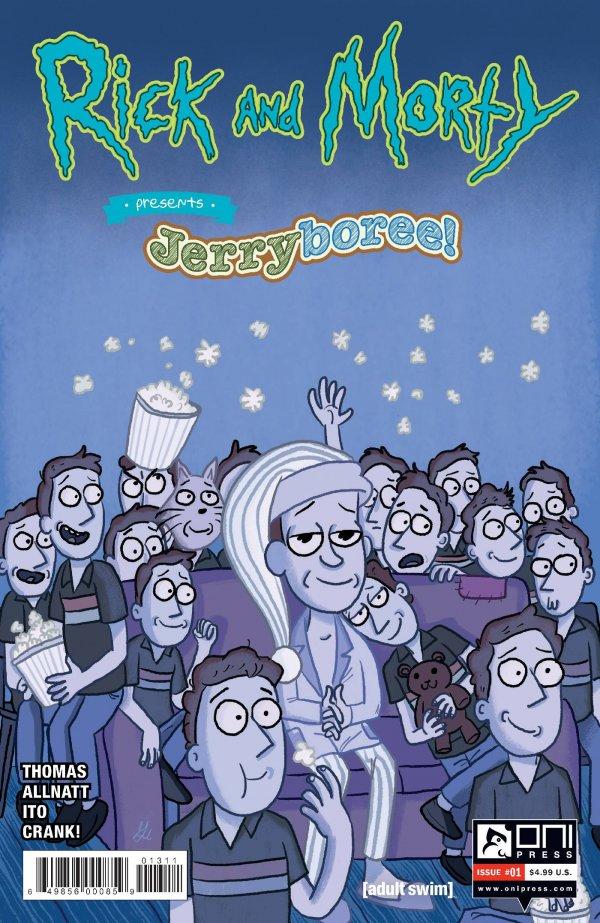 Rick And Morty Presents: Jerryboree #1