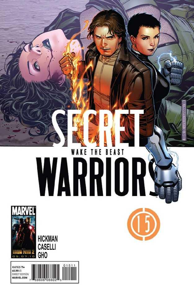 Secret Warriors #15