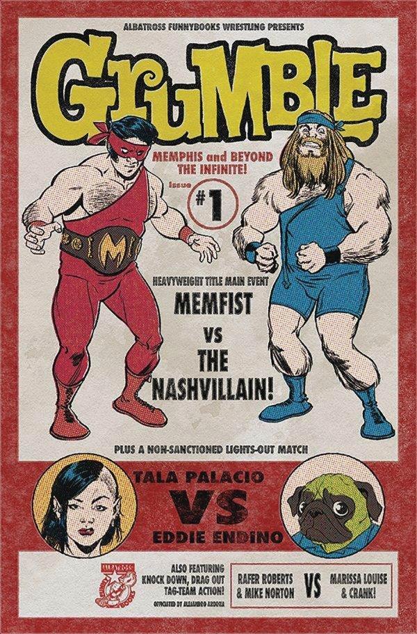 Grumble Memphis & Beyond The Infinite #1