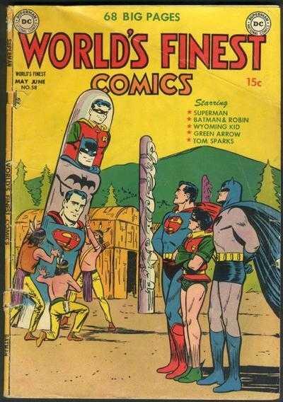 World's Finest Comics #58