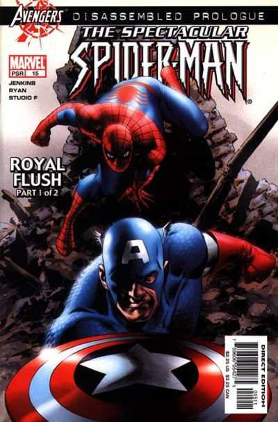The Spectacular Spider-Man #15