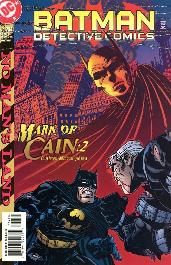 Detective Comics #734