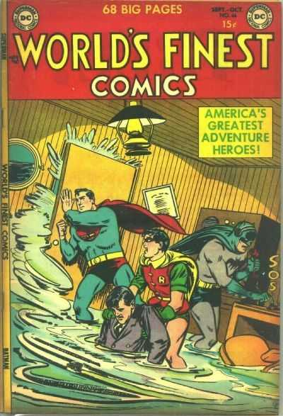 World's Finest Comics #66