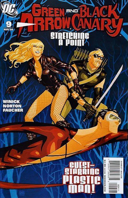 Green Arrow / Black Canary #9