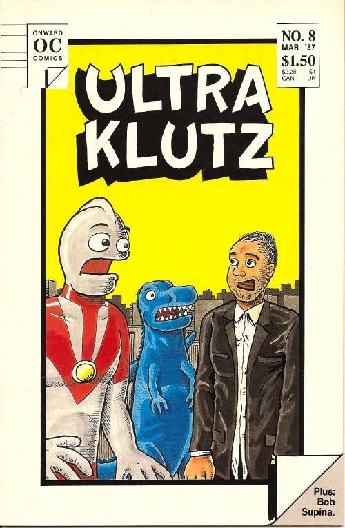 Ultra Klutz #8