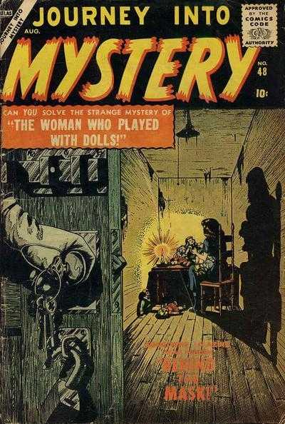 Journey into Mystery #48